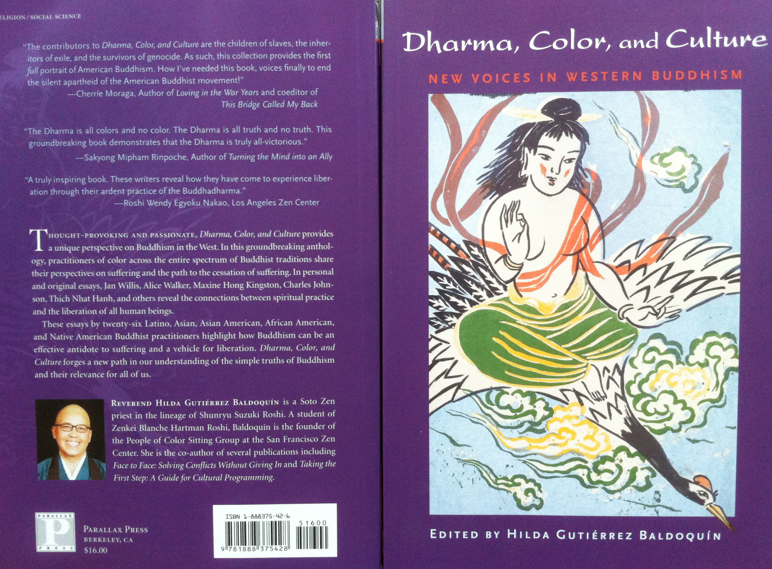 Dharma, Color and Culture page
